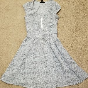 H&m spotted dress